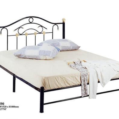 KD 2590 Metal Queen Bed